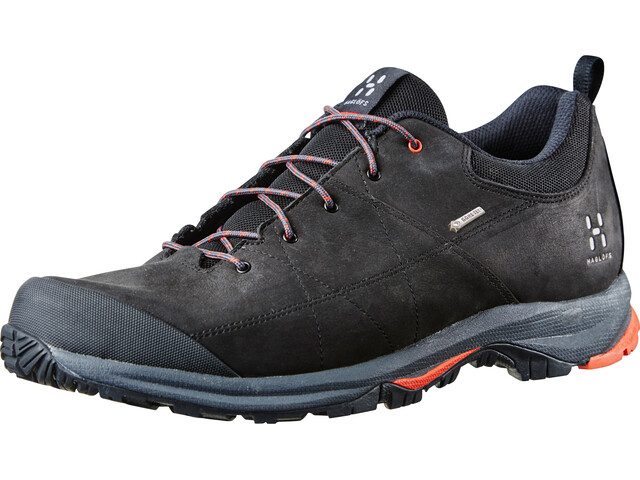 Haglöfs M's Mistral GT Shoes True Black/Dynamite